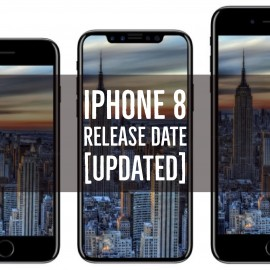 IPhone Release Date [UPDATED] Feature Image