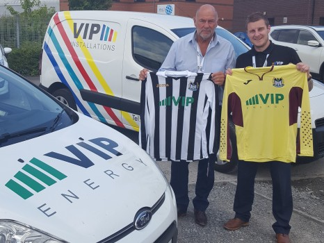 VIP Energy proud to sponsor Westella & Willerby FC for the 2018-2019 Season Feature Image