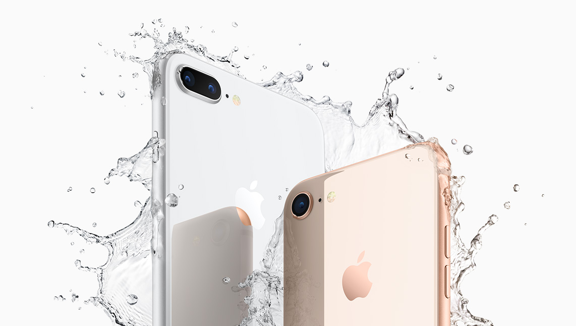 Water and Dust resistant iPhones